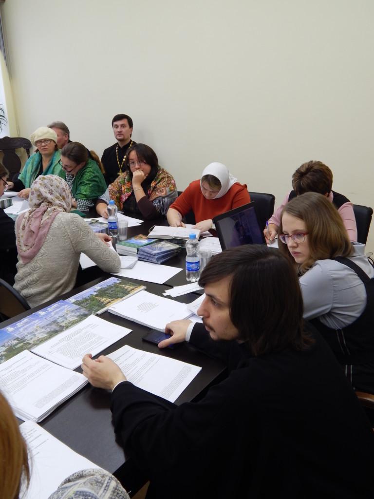 Семинар «Формирование и развитие благоприятных условий для духовного просвещения детей в приходских общинах Лысковской епархии»